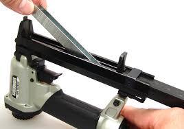 Upholstery Electric Staple Gun Surebonder 9600a Pneumatic Heavy Duty Standard T50 Type Stapler