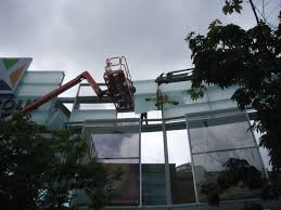 langley awning commercial glass storefront replacement or repair in surrey bc