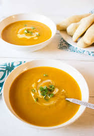 butternut squash soup beyond the chicken coop