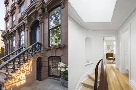 tour a meticulously renovated prospect heights brownstone curbed ny