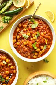 cuisine made in easy chana masala minimalist baker recipes