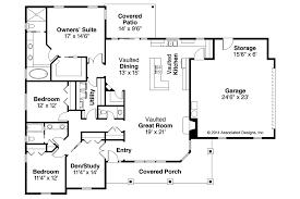 ranch house plan brightheart 10 610 flr plans associated designs