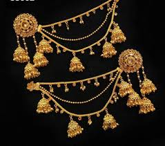 earrings online culturelink in buy online culturelink creations bahubali devsena