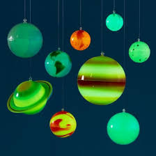 Best Boys Space Themed Room Images On Pinterest Rockets - Hanging solar system for kids room