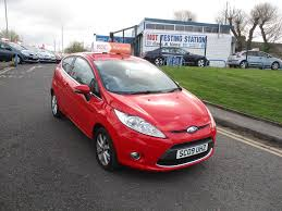 ford fiesta 1 2 zetec 3dr manual for sale in st helens