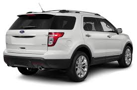 Ford Explorer Base - 2015 ford explorer photos and wallpapers trueautosite