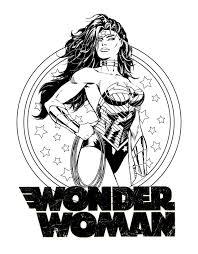get a sneak peek inside the wonder woman coloring book ign