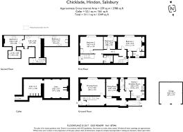 Salisbury Cathedral Floor Plan by 5 Bedroom Semi Detached House For Sale In Chicklade Hindon