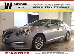 used hyundai sonata for sale in canada cargurus