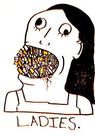 Gentlemen Meme Face - cigarette mouth remake erica lapadat janzen