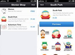 kik app android kik messenger for ios and android introduces stickers and a new