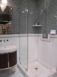 Subway Tile Bathroom Gray Subway Tile Bathroom Contemporary Bathroom Vinyl Garage Floor