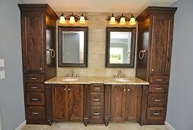 custom bathrooms designs bathroom design storage cabinets bowl home custom and bush