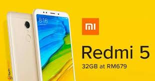 Xiaomi Redmi 5 3gb Ram 32gb Storage Xiaomi Redmi 5 And Redmi 5 Plus Are Now