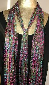 ladder ribbon 37 best ribbon yarn images on yarn necklace ribbon