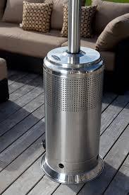 mirage heat focusing patio heater amazon com fire sense 61436 stainless steel pro series patio