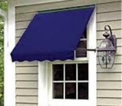 Fabric Window Awnings Fixed Awnings