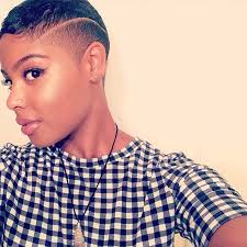 short black hair styles that have been shaved best 25 women s shaved hairstyles ideas on pinterest short