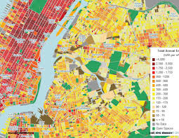 Nyc City Map Mapbox Iit Coa Urban Information Modeling