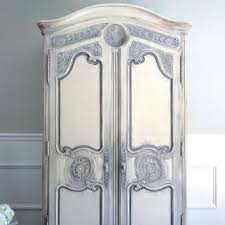 French Provincial Armoire Shop Antique Armoire On Wanelo