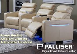 Home Theater Chair Palliser Home Theater Seating