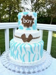 baby shower cakes zebra print party xyz