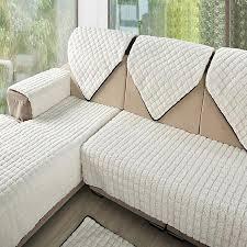 flanelle 4 couleurs canapé couvre plumer tissu tricot écologique