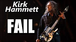 kirk hammett fail rockstar fail with loop control youtube for