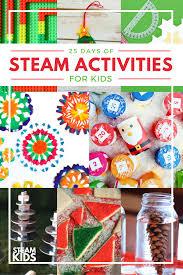 steam kids christmas activity countdown for kids left brain