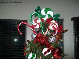 domestication peppermint tree topper