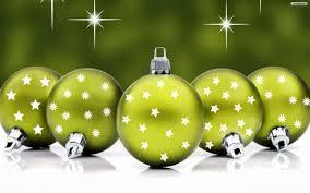 green christmas background hd wallpaper hdblogwallpaper