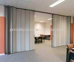 Accordion Room Divider Sound Proof Sliding Conference Room Partition Buy Conference With