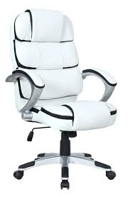 office chair in white desk chair white leather office computer chairs swivel adjustable