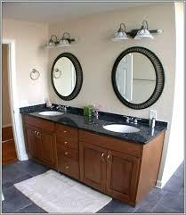 Oval Mirrors For Bathroom Oval Bathroom Mirrors With Medicine Cabinet Single Door