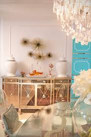 Mirror Credenza Mirrored Buffet In Dining Room Eclectic With Wine Credenza Next To