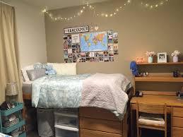 California Closet Bedroom Wall Setup Dorm Room Decor At University Of California Los Angeles Ucla