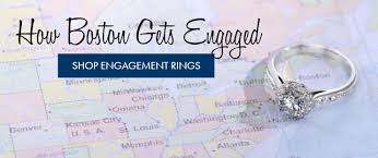 engagement rings boston top five most popular boston engagement rings