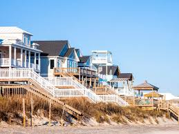 Beach Houses In Topsail Island Nc by Escape To Topsail Island North Carolina Southern Living
