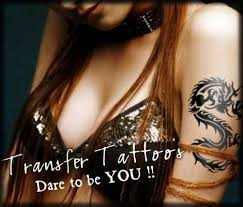 temporary transfer tattoos custom fake tattoos personalized