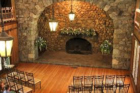 Lake Tahoe Wedding Venues The Giant Fireplace Of The Historic Grand Hall A Beautiful Lake