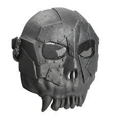 Skeleton Mask Aliexpress Com Buy Corps Skeleton Mask Face Guard Party Skull