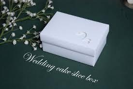 white wedding cake boxes australia extremely creative wedding