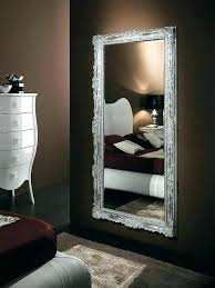 full length lighted wall mirrors mirror wall bedroom sceper me