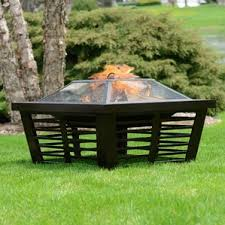 Fire Pit Inserts by Outdoor Fireplaces