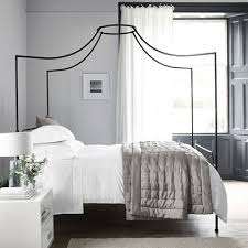 Black Metal Bed Frame Best 25 Black Metal Bed Frame Ideas On Pinterest Black Metal
