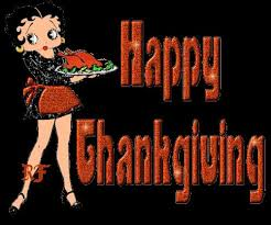 12 best betty boop thanksgiving cards images on betty