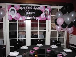 ideas for table decorations table decoration ideas for th birthday decorations elegant home
