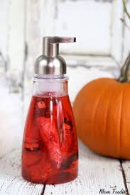 halloween hand soap with gory severed fingers mom foodie