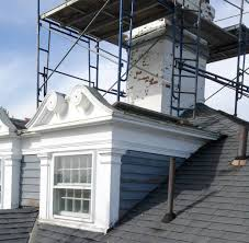 rebuilding a chimney