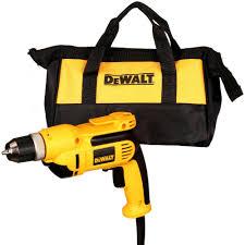 dewalt 3 8 in pistol grip drill kit dwd110k the home depot